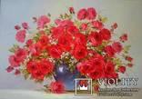 Букет красных роз, фото №2