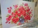 Букет красных роз, фото №3