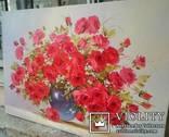 Букет красных роз, фото №4