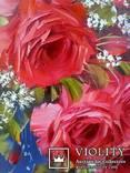 Букет красных роз, фото №5