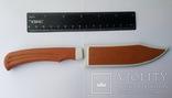 Нож с ножнами photo 1