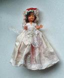Кукла винтаж мини 9 см Бельгия, фото №3