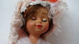 Кукла винтаж мини 9 см Бельгия, фото №4