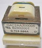 Трансформатор G4C2AAJ00005, фото №2
