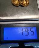 Золотая лунница ЧК photo 2