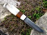 Финский нож. Лот 78. photo 2