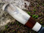 Финский нож. Лот 78. photo 5