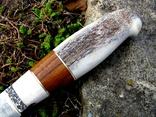 Финский нож. Лот 78. photo 8