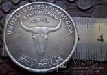 50 центів США 1935 р. Старий Іспанський шлях...( Ювілей, срібло). См. обсуждение. photo 3