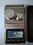 Весы карманные ювелирные до 1кг с шагом 0.1 грамма photo 9