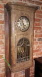 Настенные часы F.M.S. 54/96 (под реставрацию) photo 2