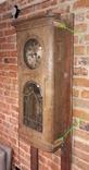 Настенные часы F.M.S. 54/96 (под реставрацию) photo 3