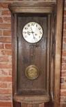 Настенные часы F.M.S. 54/96 (под реставрацию) photo 4