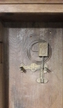 Настенные часы F.M.S. 54/96 (под реставрацию) photo 12