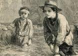 Гравюра из издания 1866г photo 1
