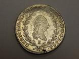 20 крейцеров, 1787 г Австрия photo 2