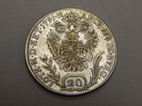 20 крейцеров, 1791 г Австрия photo 1