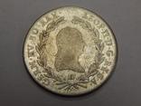 20 крейцеров, 1791 г Австрия photo 2