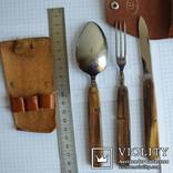 Нож,ложка,вилка ED.Wüsthof-Solingen photo 2