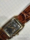 Часы Lavier France 18k gold plating с бриллиантом photo 2
