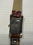 Часы Lavier France 18k gold plating с бриллиантом photo 3