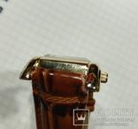 Часы Lavier France 18k gold plating с бриллиантом photo 6