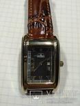 Часы Lavier France 18k gold plating с бриллиантом photo 1