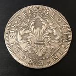 Франція , Ельзас, Страсбург флорін, 1668-1680 р.р. photo 2