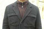 Пальто (бушлат) Kezz р-р. L-XL (Осень-Зима), фото №4