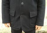 Пальто (бушлат) Kezz р-р. L-XL (Осень-Зима), фото №5