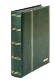 Кляссер серии Elegant с 60 чёрными страницами. 1169 S - G. Зелёный.