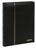 Кляссер серии Elegant с 60 чёрными страницами. 1169 S - S. Черный.