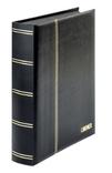 Кляссер серии Elegant с 60 чёрными страницами. 1169 S - S. Черный. фото 2