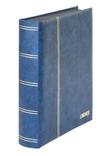 Кляссер серии Elegant с 60 чёрными страницами. 1169 S - B. Синий.