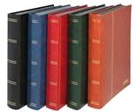 Кляссер серии Elegant с 60 чёрными страницами. 1169 S - B. Синий. фото 3