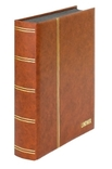 Кляссер серии Elegant с 60 чёрными страницами. 1169 S - H . Коричневый.