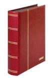 Кляссер серии Elegant с 60 чёрными страницами. 1169 S - R. Красный.