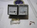 Амперметр 0-12 Ампер. 2 штуки. Новые