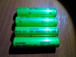 Литиевые батареи SONY(Япония)1