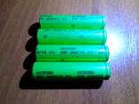 Литиевые батареи SONY(Япония)2