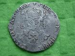 Патагон 1644 р. Філіп IV . Фландрія . photo 1