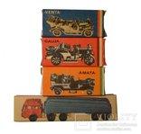 Модельки Venta, Gauja, Amata, Tatra Tankwagen 1974-76 photo 1