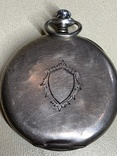 Серебрянные швейцарские часы (рабочие)(2) photo 2