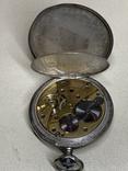 Серебрянные швейцарские часы (рабочие)(2) photo 3