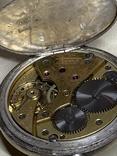 Серебрянные швейцарские часы (рабочие)(2) photo 4