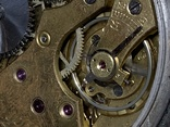 Серебрянные швейцарские часы (рабочие)(2) photo 6