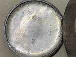 Серебрянные швейцарские часы (рабочие)(2) photo 11