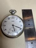 Серебрянные швейцарские часы (рабочие)(2) photo 12