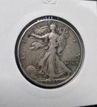 Пол доллара (50 центов) 1943 год photo 1