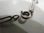 Цепочка.Серебро. 52 см., фото №4